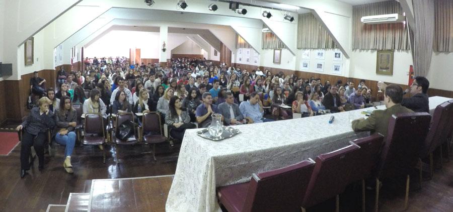 Salão Nobre Instituto Vianna Júnior