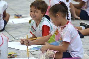 Ensino fundamental colégio Vianna Júnior