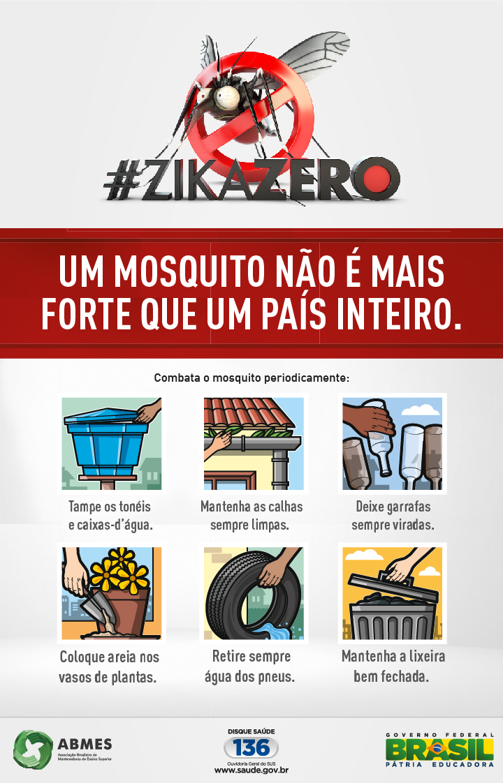 Zika zero no Instituto Vianna Júnior