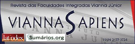 Revista Vianna Sapiens Faculdades Vianna Jr