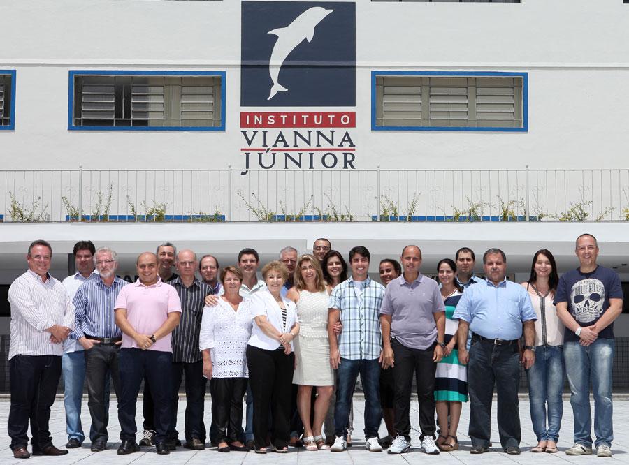 Missão do Instituto Vianna Júnior - discentes