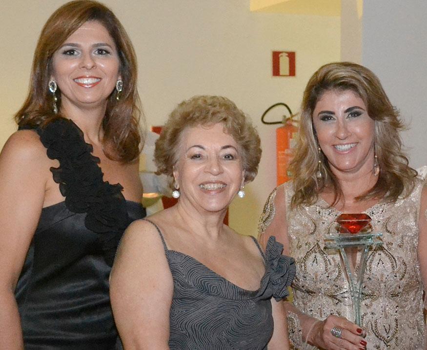 As mulheres de liderança do Instituto Vianna Júnior