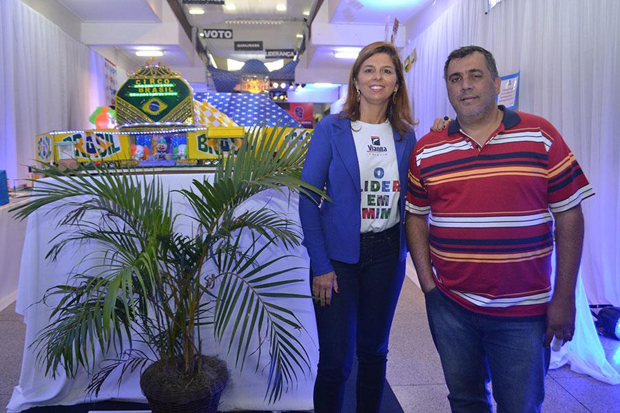 """Exposição """"Circo Brasil"""" é destaque na XV Feira do Livro"""