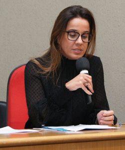A professora de Direito das Faculdades Vianna Júnior, Ivone Jucelina de Almeida, participou do programa Mesa de Debates da TVE e de uma palestra na OAB Juiz de Fora.