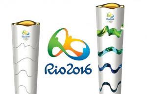 tocha olimpica