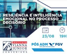 Núcleo de Pós- Graduação do Vianna Júnior FGVpromove Aula Modelo Pós ADM 2016