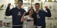 Colégio Vianna Júnior conquista medalhas na OBA