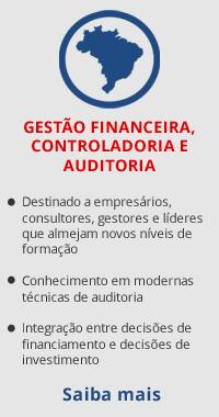 Gestão Financeira, Controladoria e Auditoria