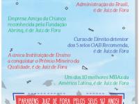 Instituto Vianna Júnior parabeniza Juiz de Fora