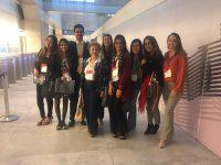 Grupo de alunos e professores do Instituto Vianna Júnior.