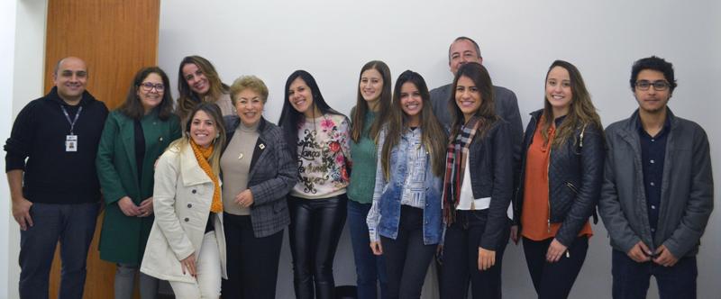 Alunos e professores do Vianna na palestra de Arbitragem Empresarial