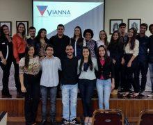 Empresa Vianna Consultoria Júnior, nova gestão
