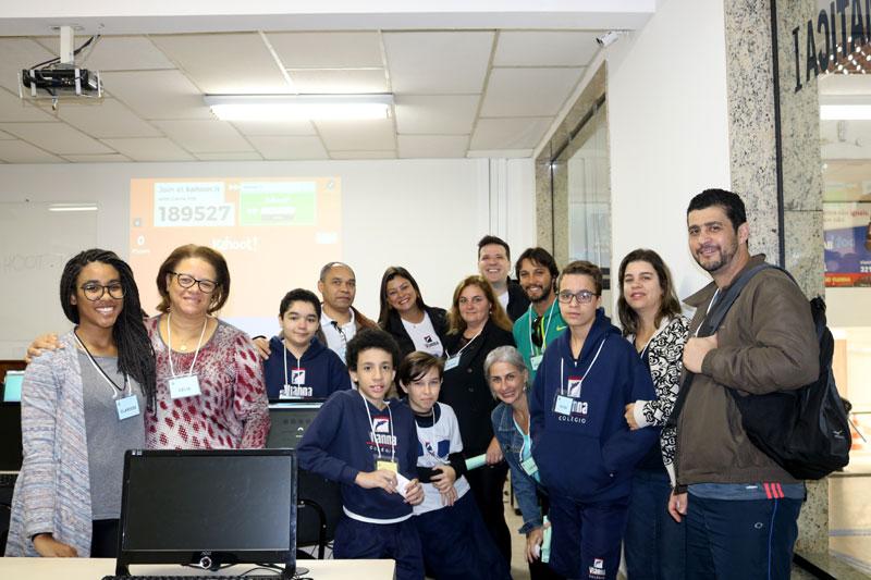 Projeto Família Escola do Colégio Vianna Júnior