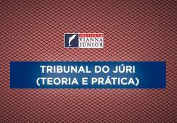 Curso Extensão Veritas: Tribunal do Júri (teoria e prática)