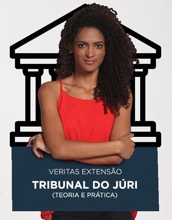 Veritas - Curso de Extensão: Tribunal do Júri (teoria e prática)