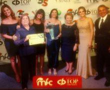 Vianna recebe troféu Top Quality da MFC