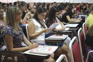 7° e 8° períodos do Direito participam de Preparatório OAB