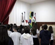 Colégio Vianna Júnior realiza dia de atividades com os alunos