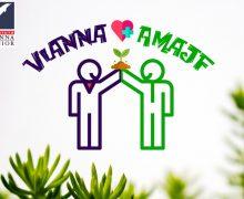 Vianna fecha parceria com a AMAJF
